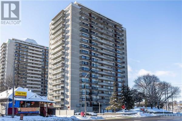158A MCARTHUR AVENUE UNIT#1109, Ottawa