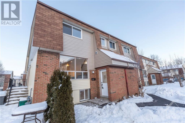 30 FORESTER CRESCENT UNIT#D, Ottawa
