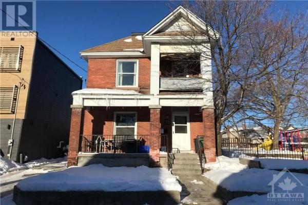 73 ARMSTRONG STREET, Ottawa
