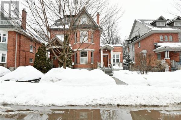 145 GLEBE AVENUE, Ottawa