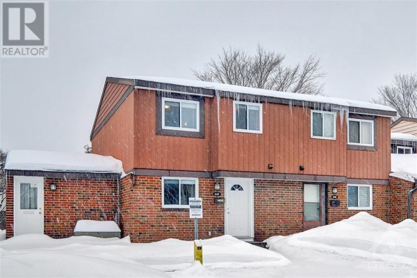 44 FOXFIELD DRIVE UNIT#F, Ottawa