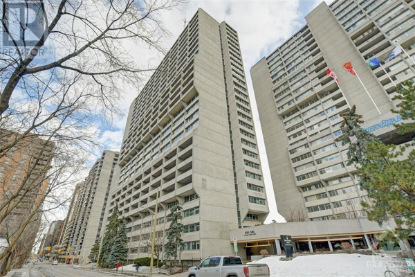 500 LAURIER AVENUE W UNIT#1107, Ottawa