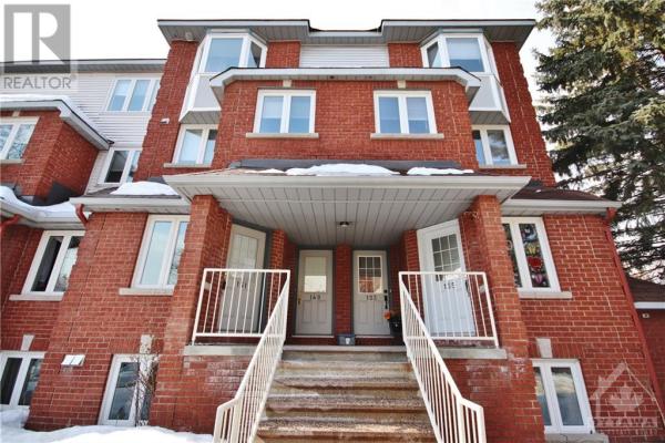 151 BRISTON PRIVATE, Ottawa