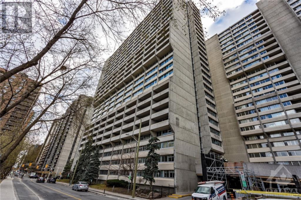 500 LAURIER AVENUE W UNIT#501, Ottawa