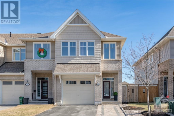 246 BRAMBLING WAY, Ottawa