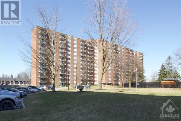 1485 BASELINE ROAD UNIT#516, Ottawa