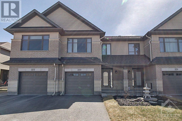 329 PROUD WALK, Stittsville