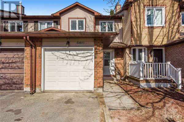 6481 TIMOTHY COURT, Ottawa