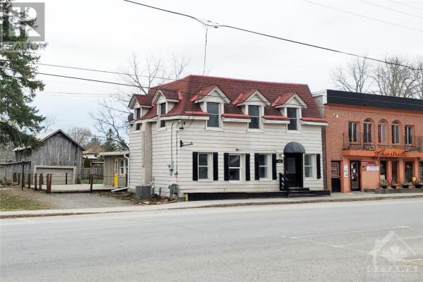 106 MAIN STREET, Merrickville