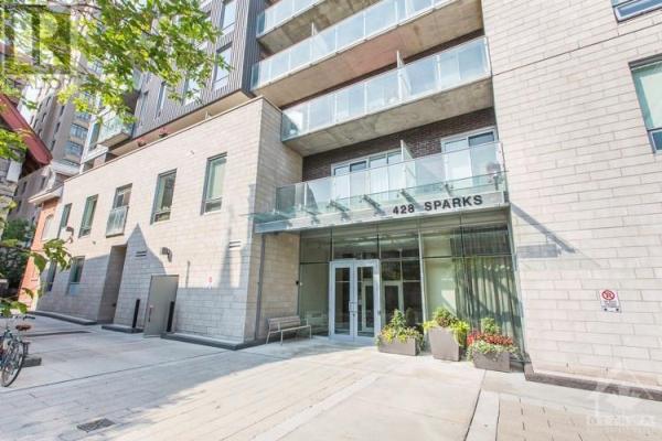428 SPARKS STREET UNIT#402, Ottawa