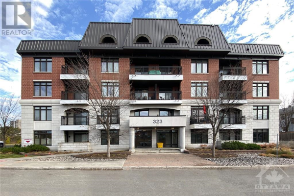 323 WINONA AVENUE UNIT#306, Ottawa