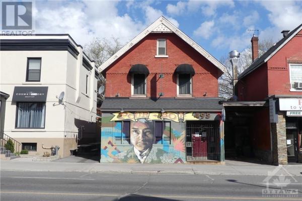 495 SOMERSET STREET W, Ottawa