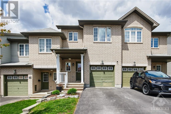 239 ROLLING MEADOW CRESCENT, Ottawa