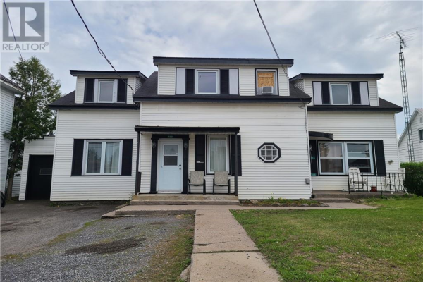 463-465-467 ST-PHILIPPE STREET, Alfred