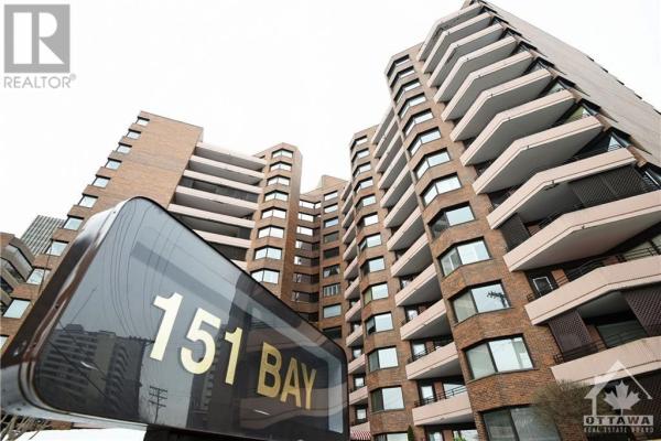 151 BAY STREET UNIT#909, Ottawa