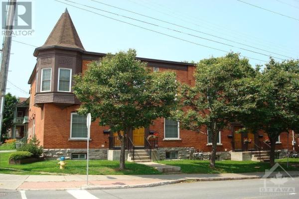 486 CUMBERLAND STREET, Ottawa