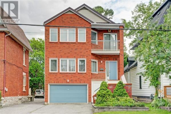141 MCGILLIVRAY STREET, Ottawa