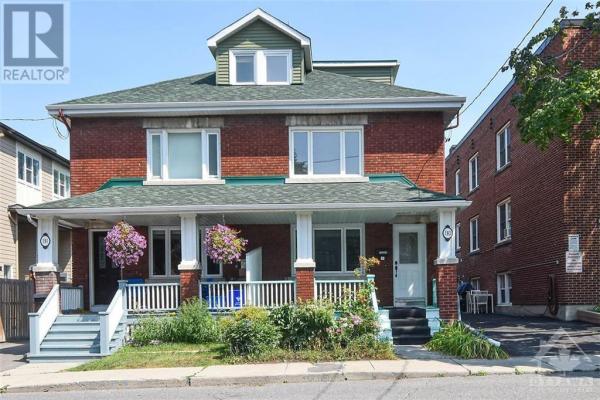 193 RUSSELL AVENUE, Ottawa