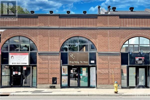507 RIDEAU STREET, Ottawa