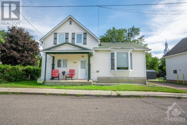 605 ST-JACQUES STREET, Rockland