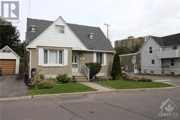 289 LEVIS STREET, Ottawa