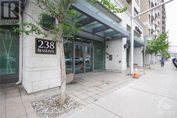 238 BESSERER STREET UNIT#311, Ottawa