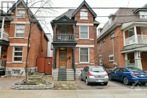 100 GILMOUR STREET, Ottawa