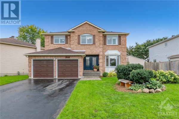 1646 ORFORD CRESCENT, Orleans