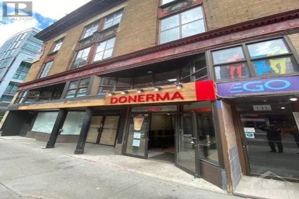 129 BANK STREET, Ottawa