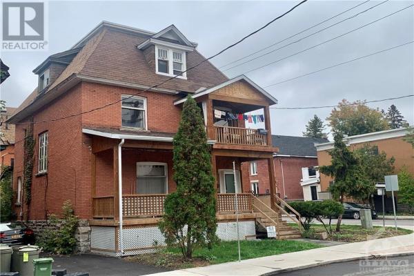 531 MCLEOD STREET, Ottawa