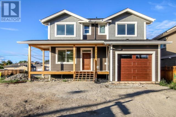 408 CAMPBELL AVE, Kamloops