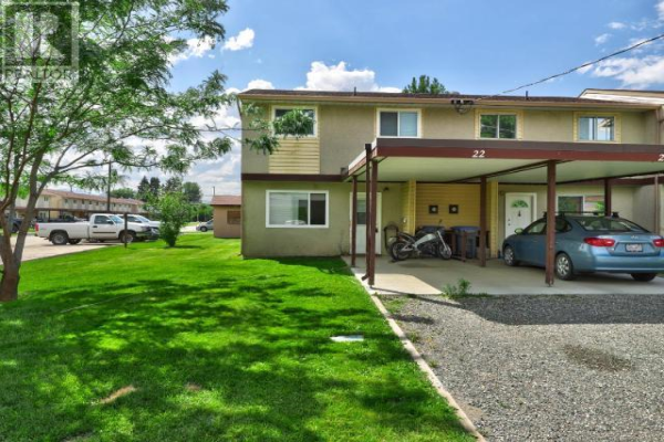 22-1697 GREENFIELD AVE, Kamloops