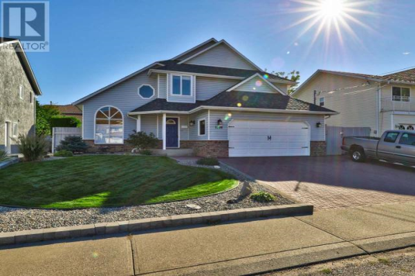 1509 HARTFORD AVE, Kamloops