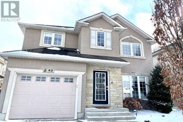 43 CARTIER PLACE, Chatham