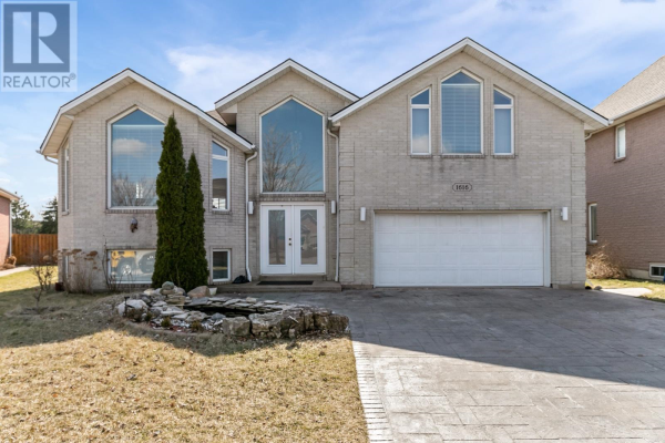 1616 STONEYBROOK CRESCENT, Windsor