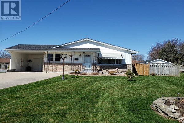 417 Thomas AVENUE, Wallaceburg