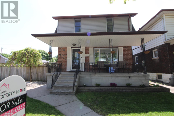 1343 CAMPBELL, Windsor