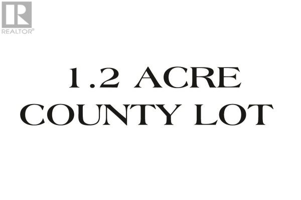 V/L COUNTY RD 31 Unit# PART 3, Lakeshore