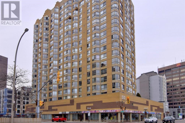 75 Riverside DRIVE East Unit# 808, Windsor