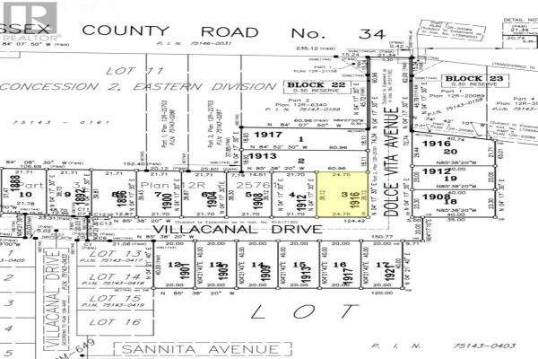1916 VILLACANAL DRIVE, Kingsville