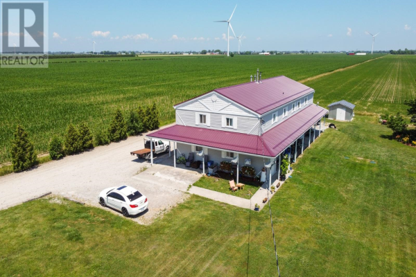 5500 COUNTY RD 42, Belle River