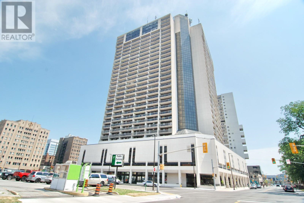 150 PARK STREET West Unit# 2707, Windsor