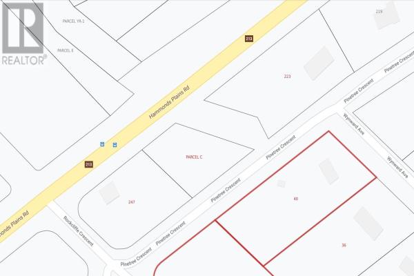 Parcel C Pinetree Crescent, Hammonds Plains
