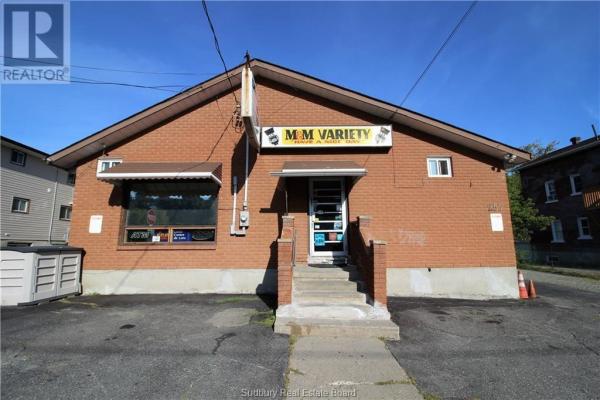 257 Leslie Street, Sudbury