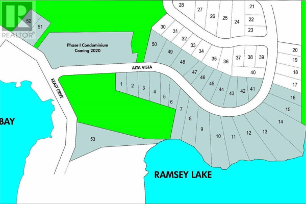 Lot #1 Alta Vista Drive, Greater Sudbury