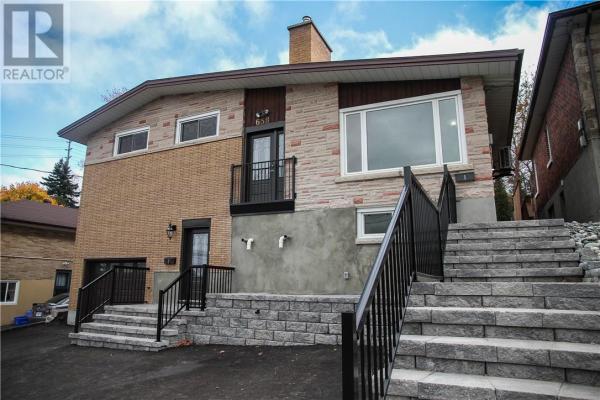 1-658 Connaught Avenue, Sudbury