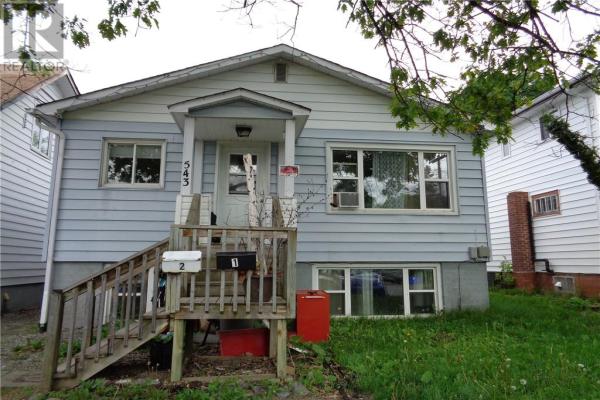 543 Tedman, Sudbury