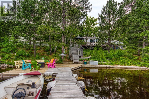 45323 Wahnapitae Island, Greater Sudbury