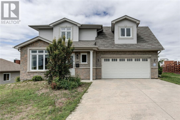 26 Sunrise Ridge Drive, Greater Sudbury
