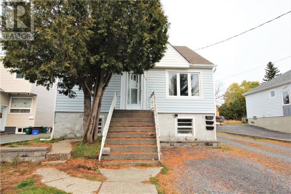 540 Buchanan, Sudbury